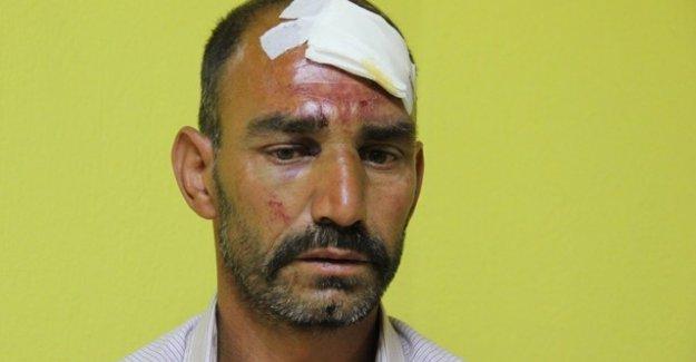 İzmir'de selam vermedi diye acımasızca dövdüler