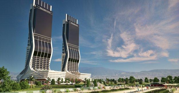 İzmir'in en yüksek kuleleri iklimlendirme konforu için Daikin'i seçti