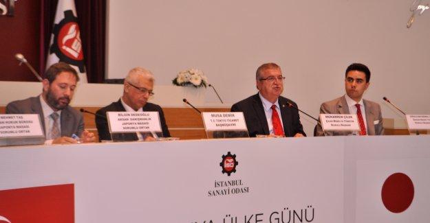 Japonya, Türkiye için önemli bir pazar