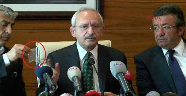 Kılıçdaroğlu'na mermi atan kişi yakalandı