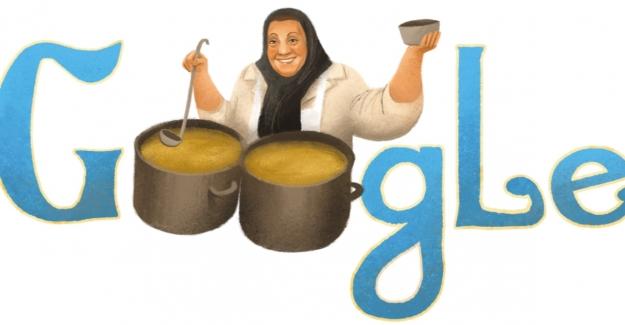 """Google Doodle'ında """"Kuzucukları"""" Adile Naşit'i Unutmadı"""