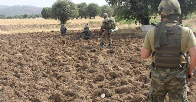 Lice'de PKK'ya büyük darbe! Tam 10 ton...