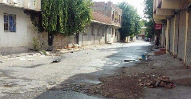Lice'de sokağa çıkma yasağı ilan edildi