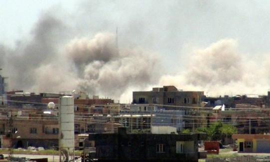 Mardin Nusaybin'de patlama, 1 asker şehit oldu