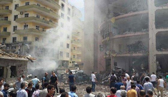 Midyat'taki bombalı saldırıdan detaylar: Araç Batman'dan yarım ton bomba ile geldi!