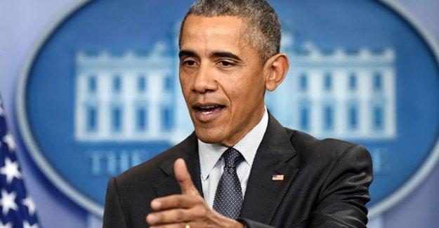 Obama'dan Müslümanlara tebrik