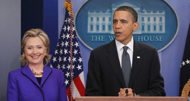 """Obama, """"Hillary bu işi çok iyi yapacak"""""""