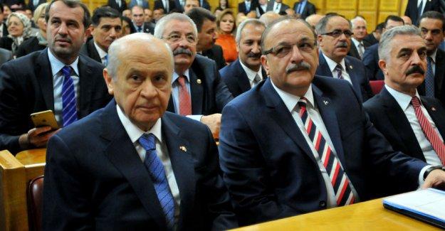Oktay Vural'ın istifasına Bahçeli'den ilk yorum