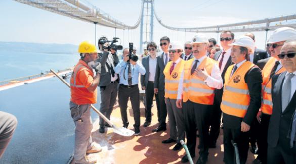 Osmangazi Köprüsü geçiş fiyatında indirim olacak mı?