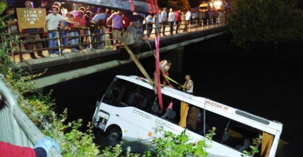 Osmaniye'de 14 kişinin yaşamını yitirdiği feci kazada ihmaller zinciri
