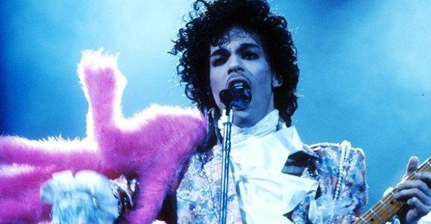 Pop'un kralı Prince uyuşturucudan öldü