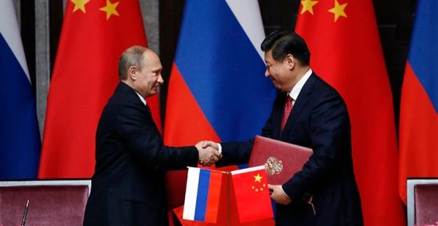 Putin: Çin ve Rusya işbirliği dünyada istikrar unsuru