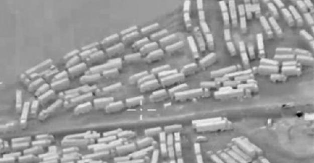 """Rusya, """"200 terörist ile TIR'lar Türkiye'den Suriye'ye girdi"""""""