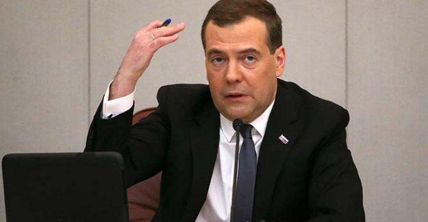 Rusya Başbakanı: Bizde para kalmadı!
