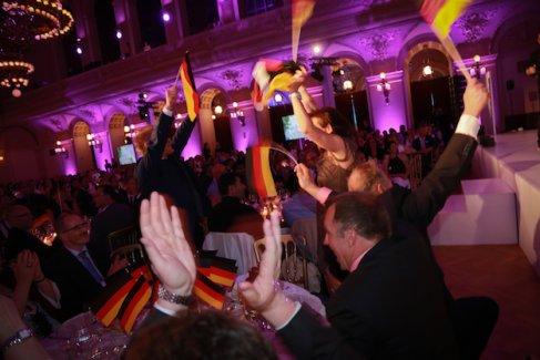 """""""Saint-Gobain Uluslararası Gypsum Trophy"""" ödülleri sahiplerini buldu"""