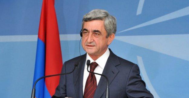 Sarkisyan'dan Alman vekillere 'Türkiye' çağrısı