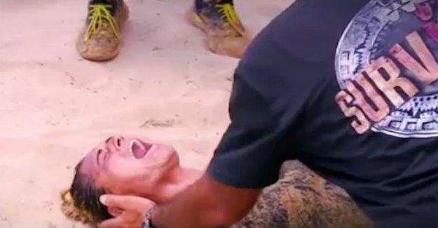 Survivor'da Nagihan Karadere şoku: Çığlıkları adayı inletti!