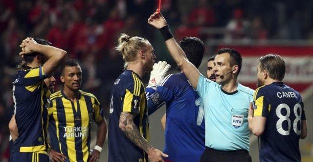 UEFA Ivan Bebek hakkındaki şikayeti kabul etti