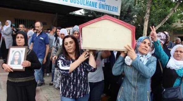 Vezneciler'i kana bulayan teröristin cenazesine katılan HDP'lilere şok!