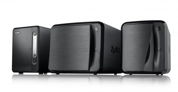 ZyXEL ile bulutunuzu kişisel sabit diskiniz gibi kullanın