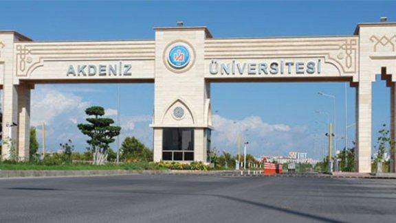 Akdeniz Üniversitesi'nde 150 personel gözaltına alındı