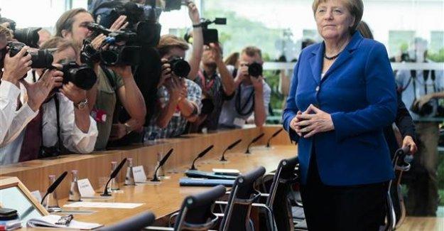Angela Merkel'den 'Türkiye' açıklaması