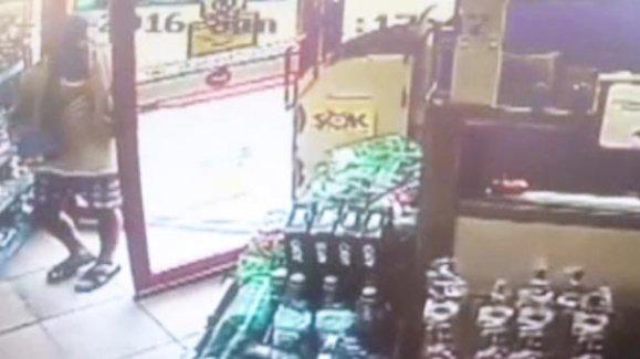 Erdoğan'ın kaldığı otele saldırdı, ardından marketten alışveriş yaptı