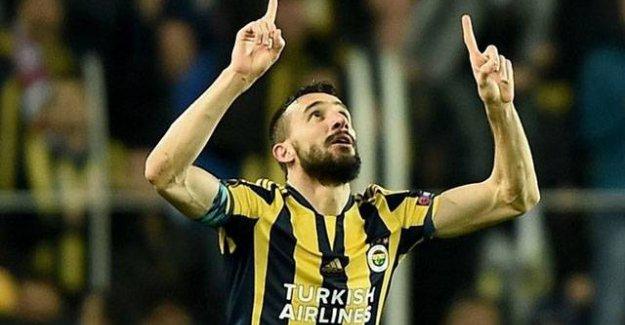 Mehmet Topal imzaladı