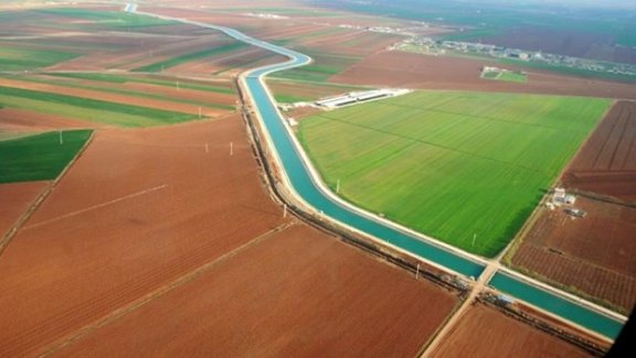 Türkiye'nin en büyük nehri Mardin'e yapılacak!
