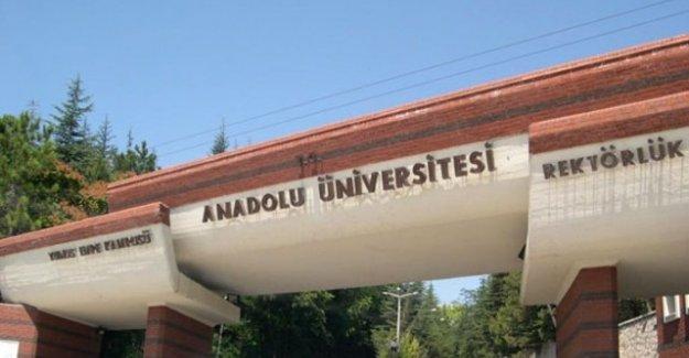 Anadolu Üniversitesi'nde FETÖ operasyonu: 20 gözaltı!
