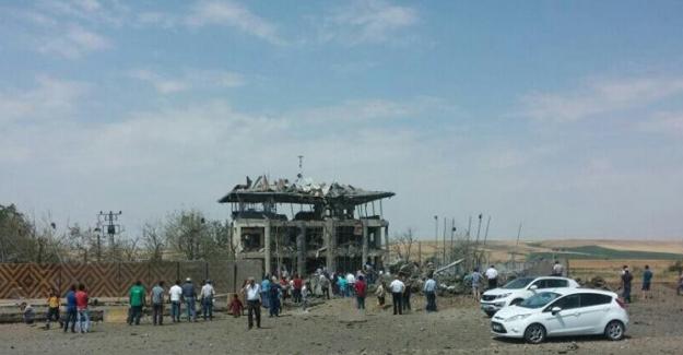 Diyarbakır'da büyük patlama! Çok sayıda yaralı var