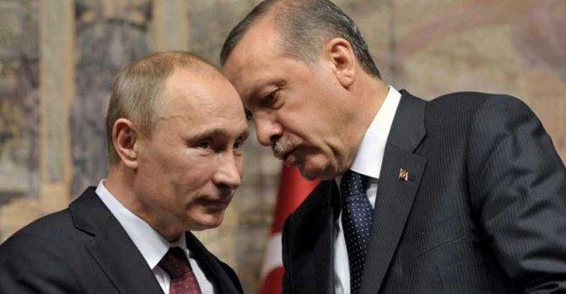 Erdoğan ve Putin ikinci kez görüşecek
