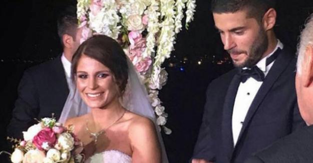 Evlenen evlenene, Berk Oktay'da dünyaevine girdi