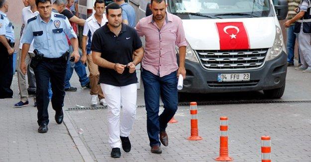Melikşah Üniversitesi'nde 100 gözaltı