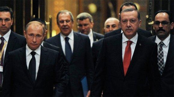 Rus basını Erdoğan - Putin görüşmesini böyle gördü
