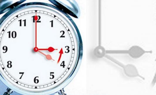 Kış saati uygulaması sona erdi, artık saatler geri alınmayacak