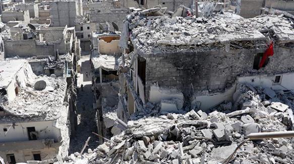 Suriye rejimi ateşkesi ihlal etti, 10 kişi hayatını kaybetti!