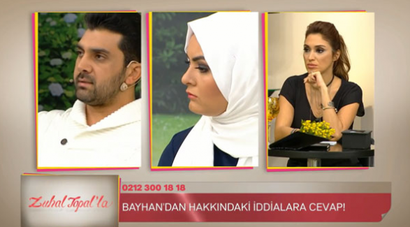 Bayhan, Zuhal Topal'dan 10 bin lira alıyor iddialarına cevap verdi