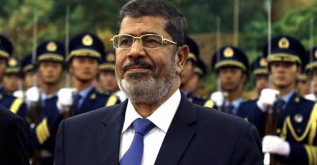 """Mursi'ye """"Sayın Cumhurbaşkanım"""" diyen spikere soruşturma"""