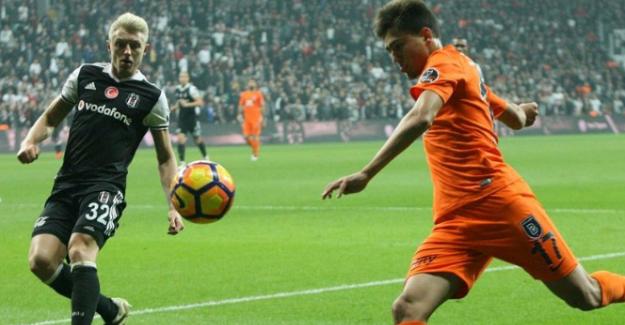 Başakşehirli Cengiz Ünder'e Beşiktaş kancası