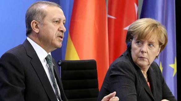 Cumhurbaşkanı Erdoğan'ın mülteci tehdidine Almanya'dan jet yanıt!
