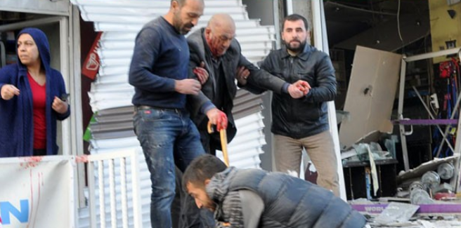 Diyarbakır'daki bombalı saldırıyı PKK üstlendi