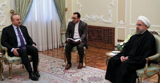 İran'dan Türkiye'ye, Suriye ve Irak'ta işbirliği çağrısı