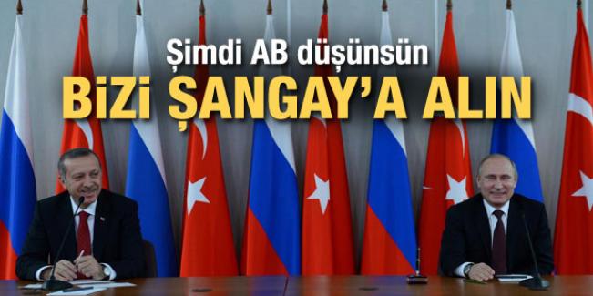 "Rusya'dan Cumhurbaşkanı Erdoğan'a ""Şangay Beşlisi"" çağrısı"