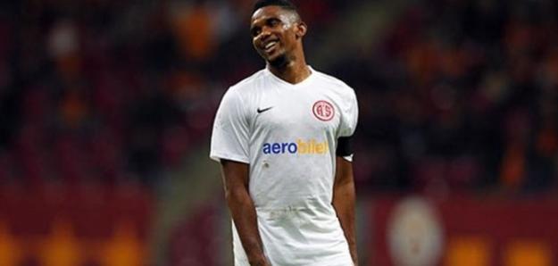 Trabzonspor'da Samuel Eto'o sesleri