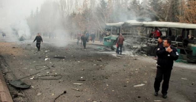 Kayseri saldırısı sonrasında sosyal medyada İNTİKAM ve İDAM sesleri
