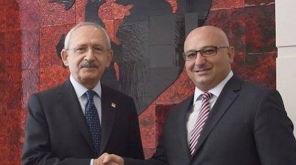 Kemal Kılıçdaroğlu'nun başdanışmanı Fatih Gürsul, FETÖ'den gözaltına alındı