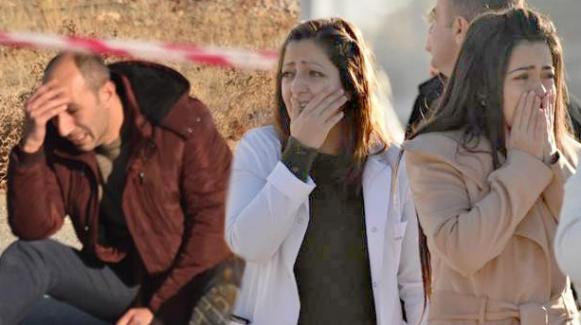 Konya'da hafriyat kamyonu, öğrenci servisine çarptı! 1 ölü, 14 yaralı
