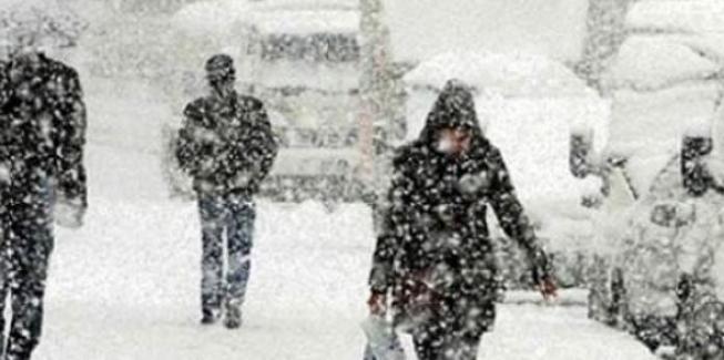 Meteoroloji'den İstanbul ve Ankara için kar uyarısı