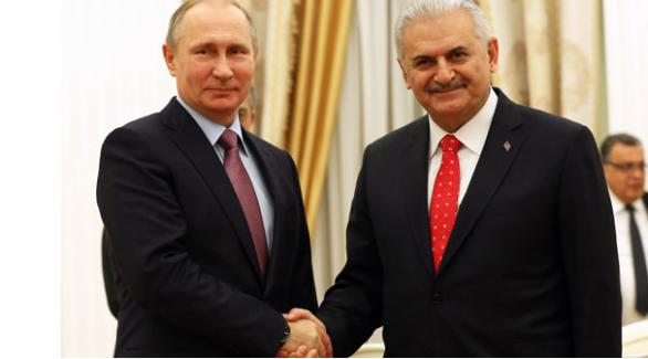"""Putin, """"Erdoğan'a minnettarız"""""""